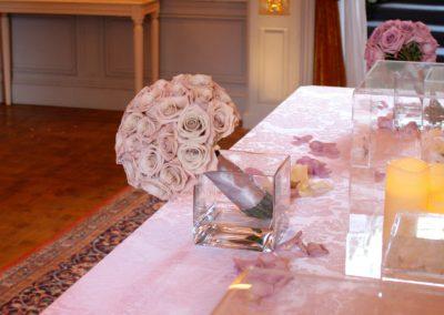 Bridal Bouquet at Savile Club
