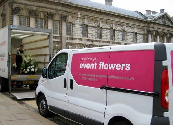 Event Flowers Delivery