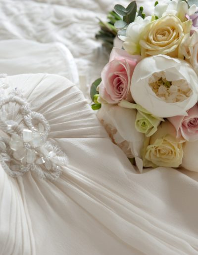 Rachel Morgan Wedding Flowers