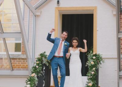 Anita & Zoran Staircase at Botleys Mansion