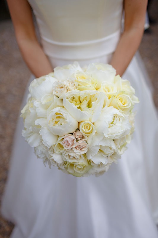 Botleys Mansion Bridal Bouquet