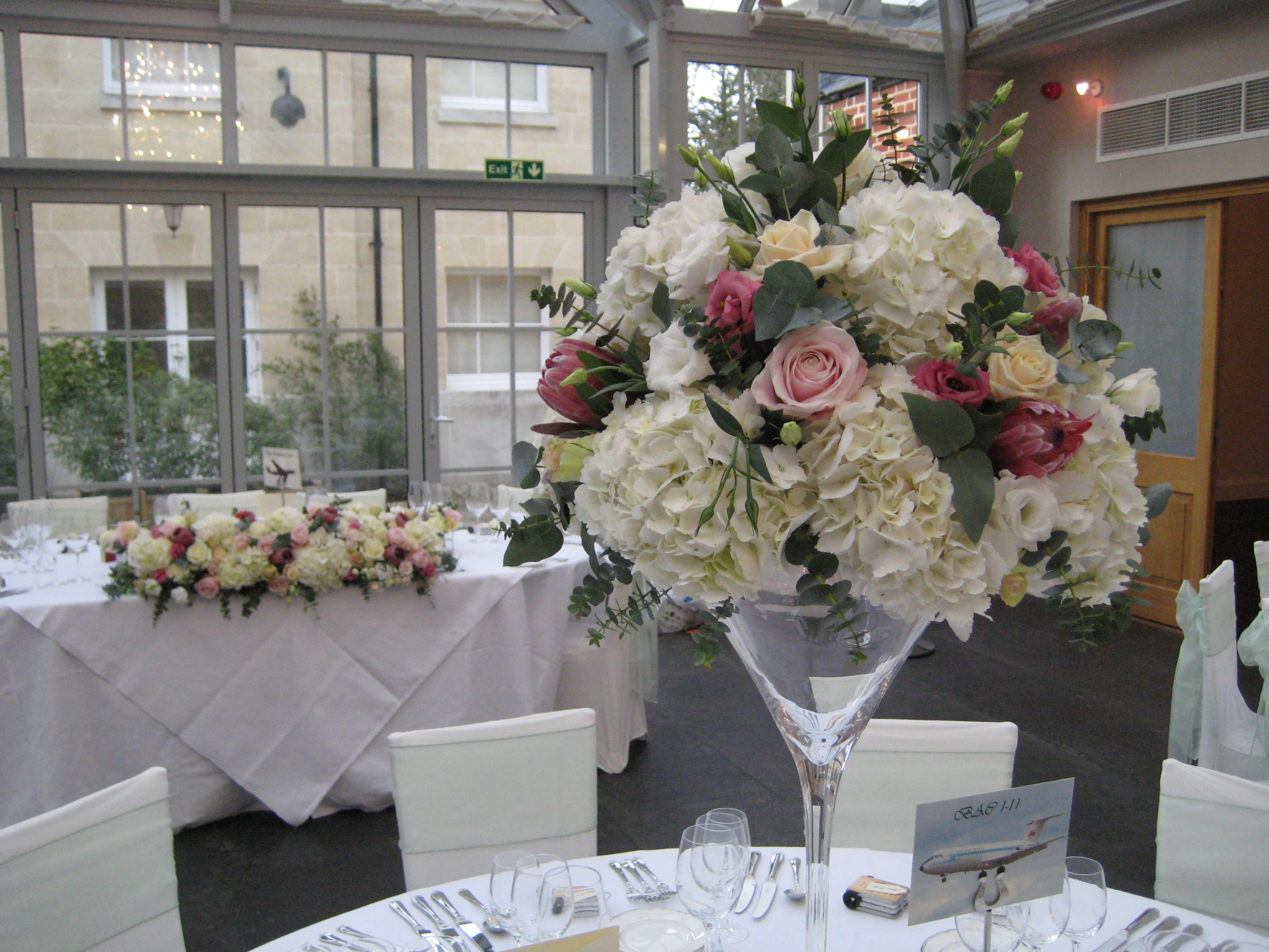 Botleys Mansion Wedding Flowers