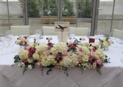 Botleys Mansion Top Table