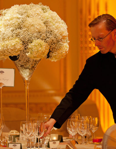 Tall Table Centres...