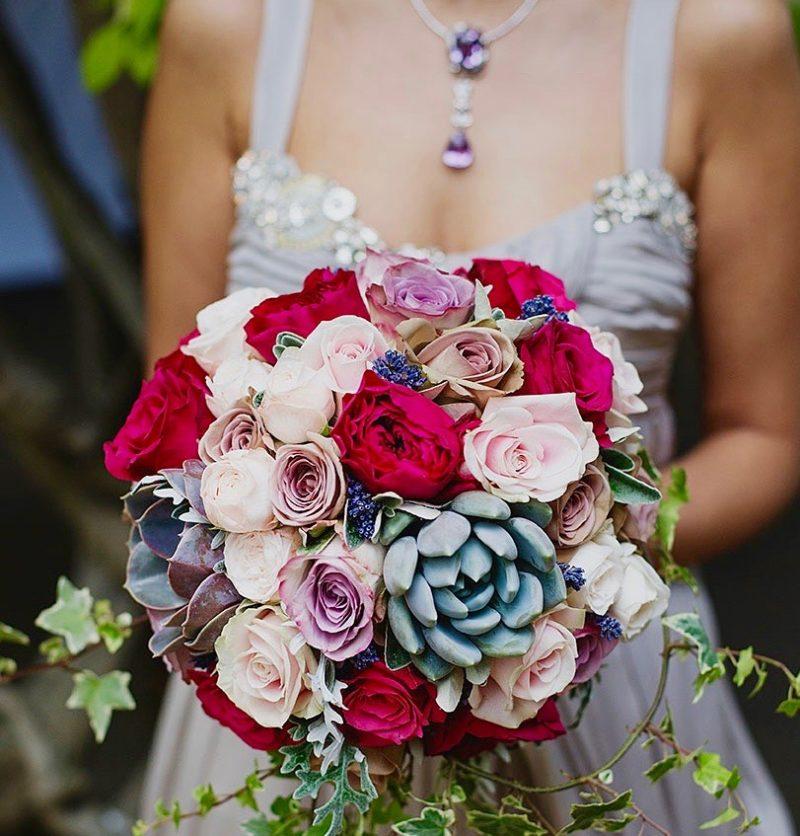 Nusrat's Bouquet