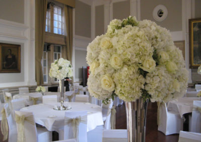 Royal Holloway Table Centres
