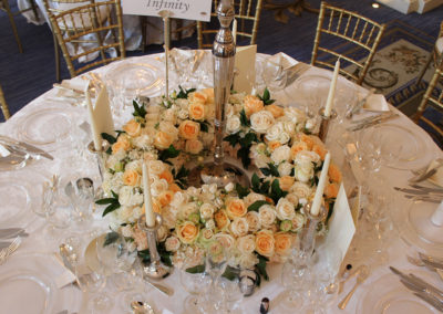 Wreath Table Centre