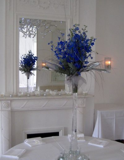 Beauberry House Tall Table Centre