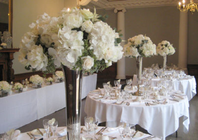 Sunridge Park Table Centres