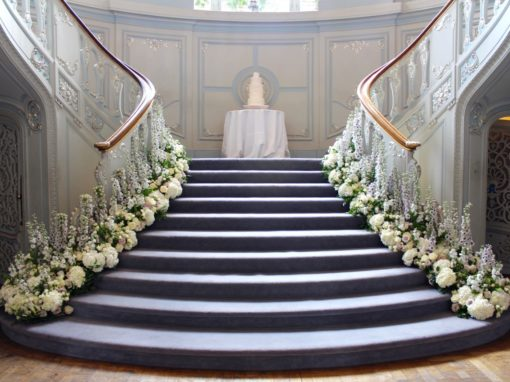 Savile Club Wedding Flowers