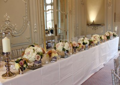 Savile Club Top Table