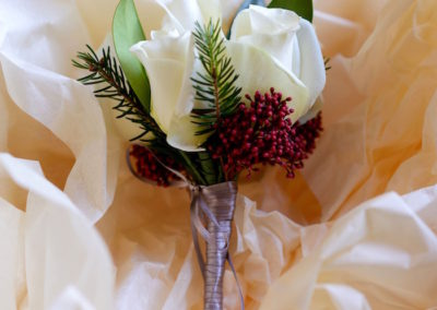 Painted Hall Buttonhole