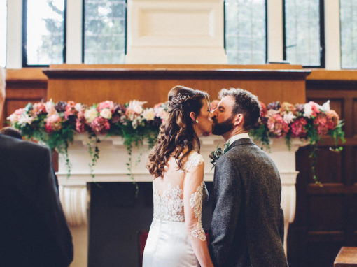 Jess & Drew's Wedding at Dulwich College