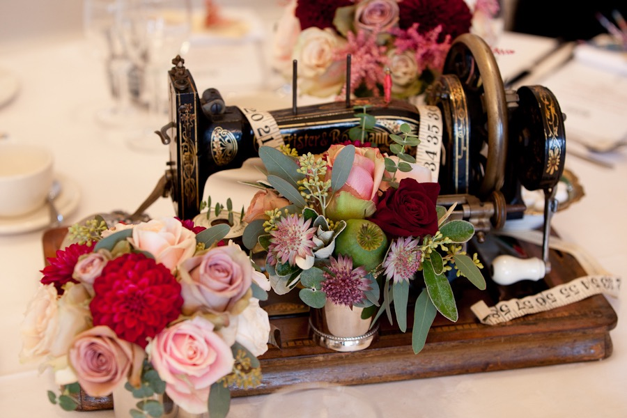 Sewing Machine Table Centre
