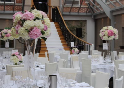Botleys Mansion Table Centres