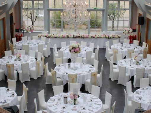 Botleys Mansion Wedding Flowers