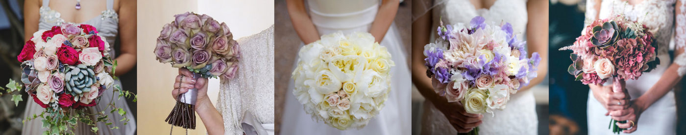 Rachel Morgan Bridal Bouquets