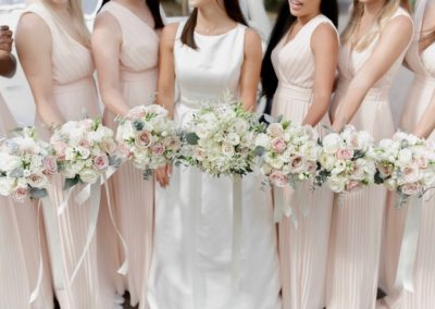 Laura's Bridal and Bridesmaids Bouquets