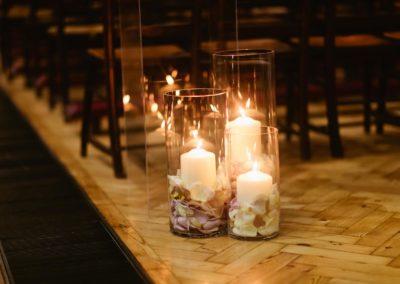 Candles_Petals