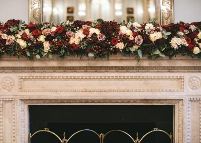 Mantelpiece Arrangements
