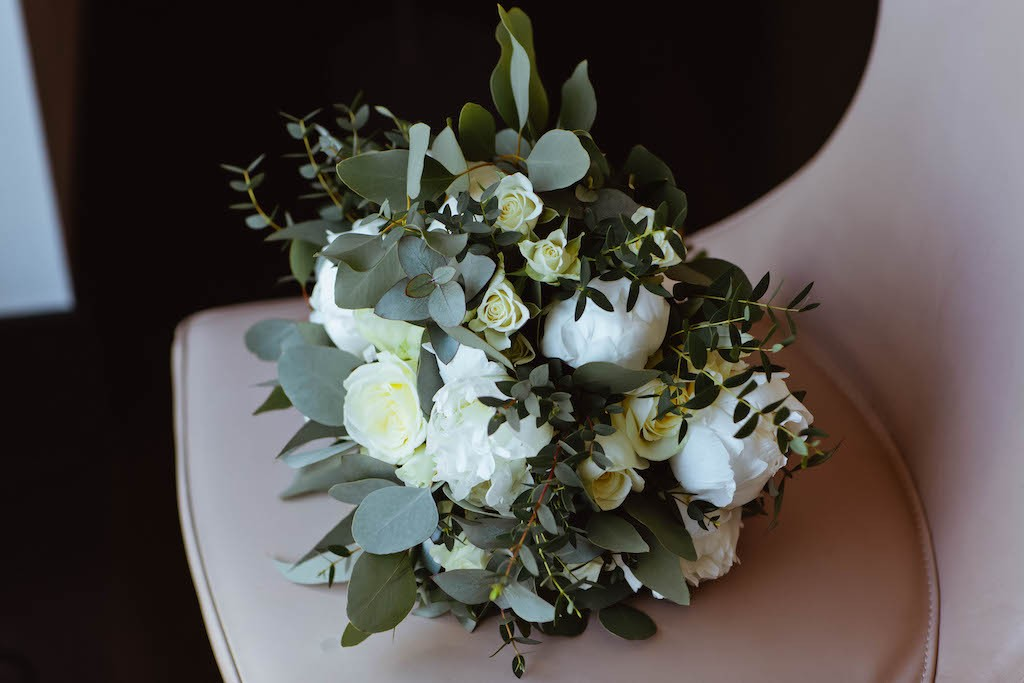 Esme's Bridal Bouquet