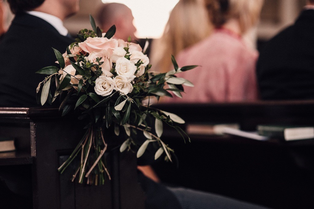Gemma's Bridal Bouquet