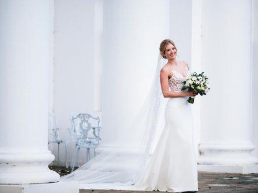 Lonne & Charlie's Wedding Flowers at The Hurlingham Club
