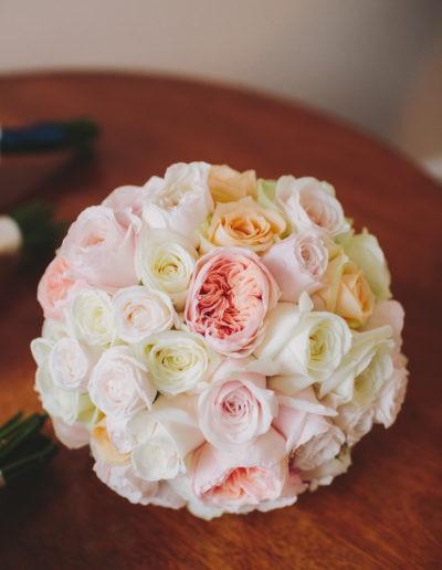 Anita & Zoran 2015 Bridal Bouquet