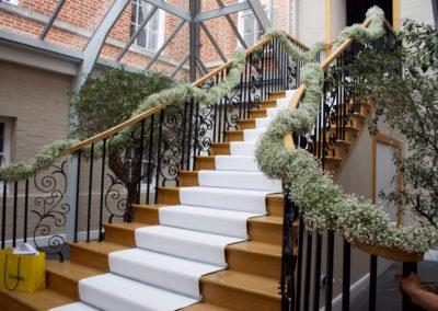 Botleys Mansion Stairway_5740