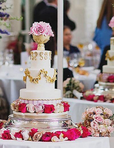Cake Flowers...