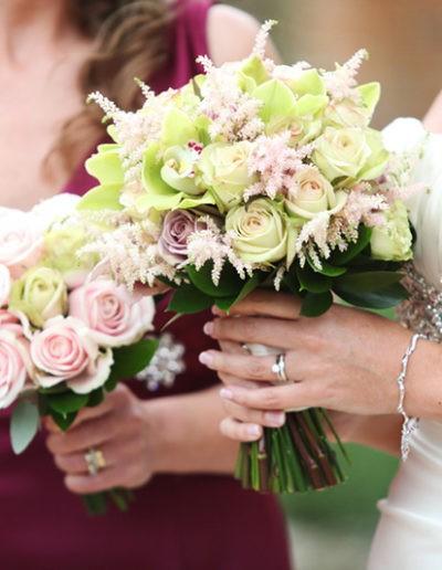 Bridesmaids Bouquets...