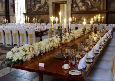 Painted Hall Top Table