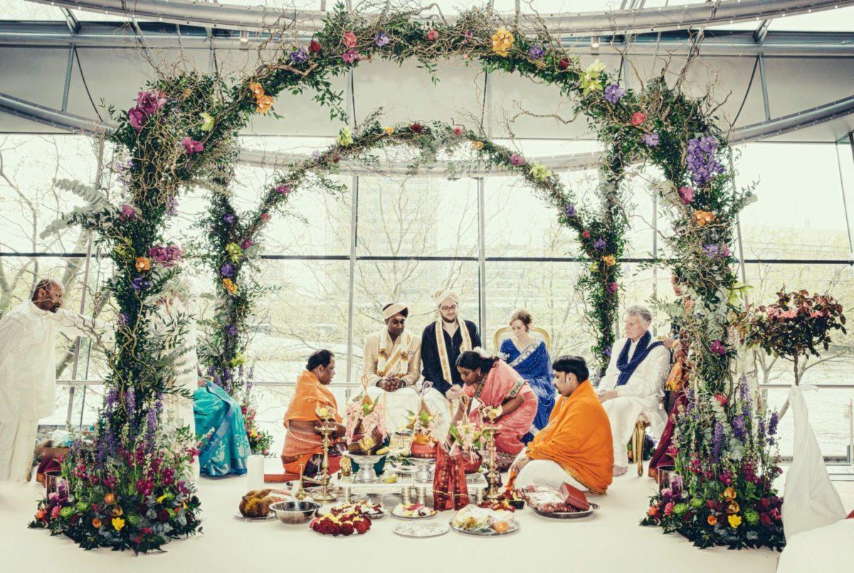 Park Plaza Wedding Flowers