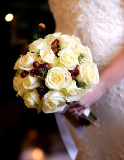Painted Hall Bridal Bouquet_lr