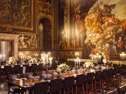 Johanna and Deniz's Wedding at Painted Hall, Old Royal Naval College, Greenwich