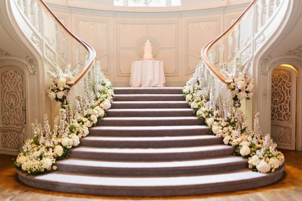 Savile Club Ballroom Staircase