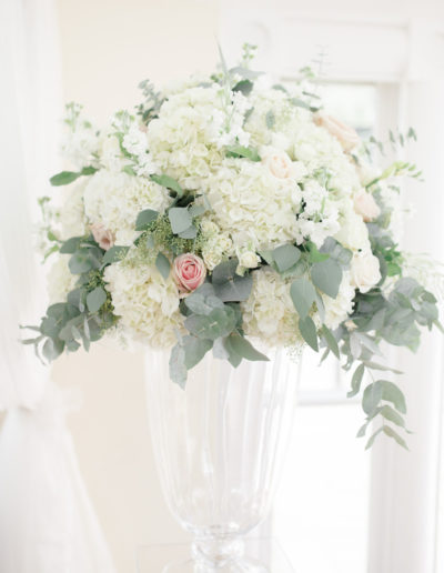Wedding Flower Ceremony Vase