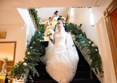 Sara&Kayvan-savoy-wedding-staircase