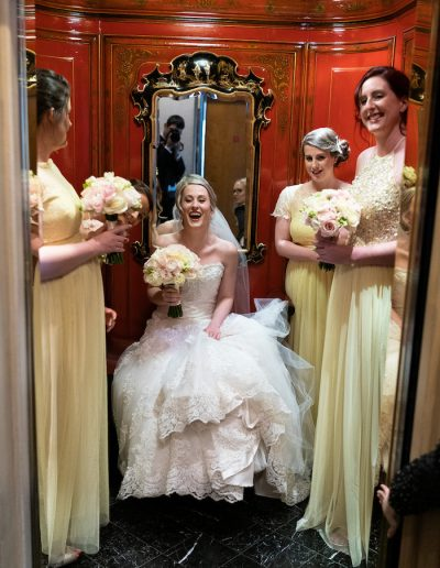 Savoy Wedding Flowers