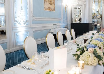 Savoy Top Table Wedding Flowers