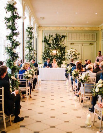 The Hurlingham Club Wedding Flowers