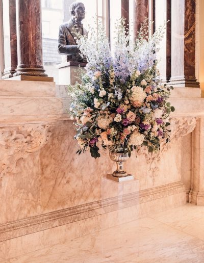 Dartmouth House Urn Arrangement