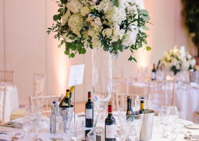 The Hurlingham Club Tall Table Centre
