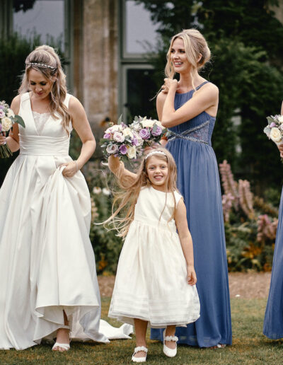 Bridal flowers at Ashridge House by Rachel Morgan Wedding Flowers