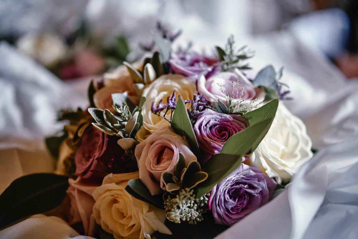 Wedding flowers at Ashridge House by Rachel Morgan Wedding Flowers