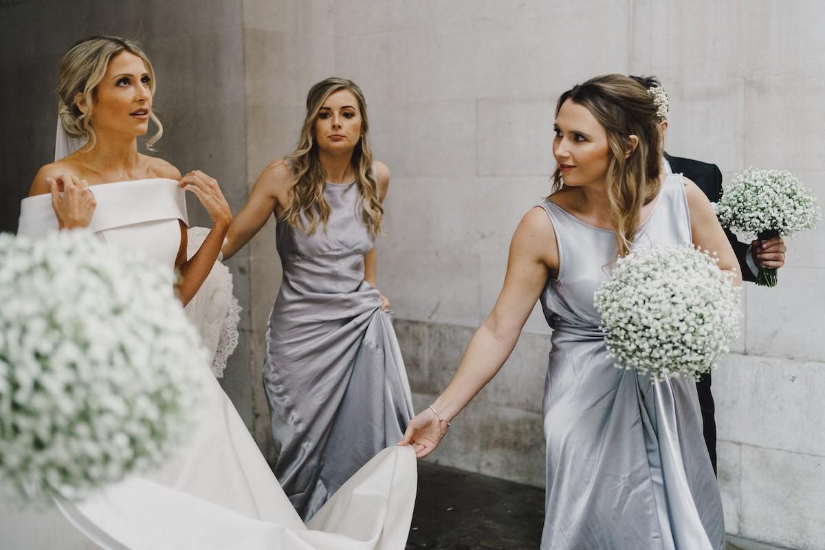Rebecca's bridal flowers by Rachel Morgan Wedding Flowers