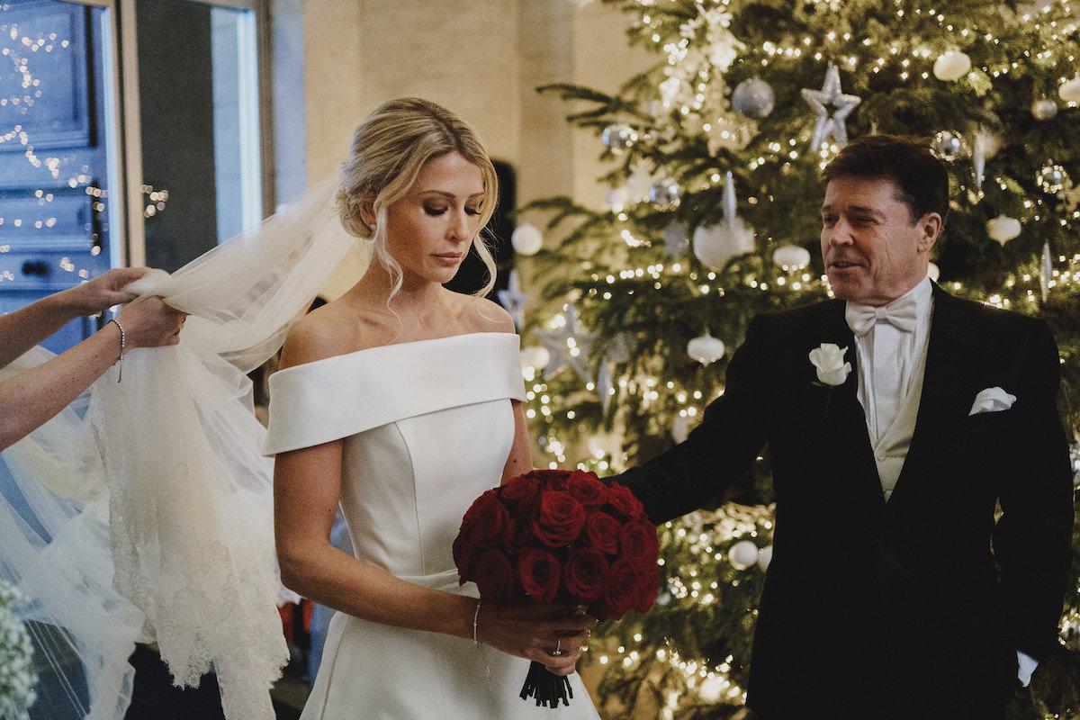 Rebecca's bridal bouquet by Rachel Morgan Wedding Flowers